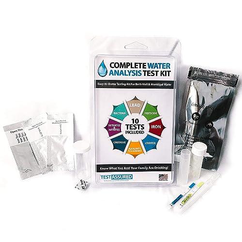 Drinking-Water Test Kit