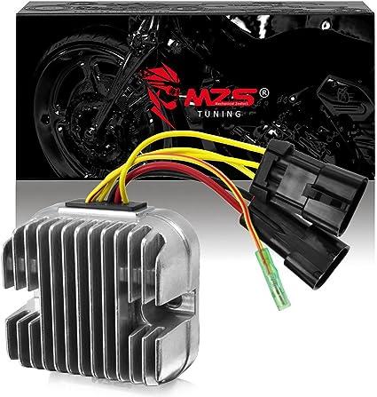 Voltage Regulator Rectifier For Polaris Ranger 500 RZR 800 EFI 4012748 Silver