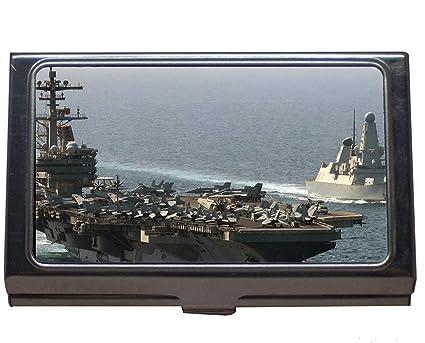 Tarjeta de visita profesional, USS George H.W. Estuche para ...