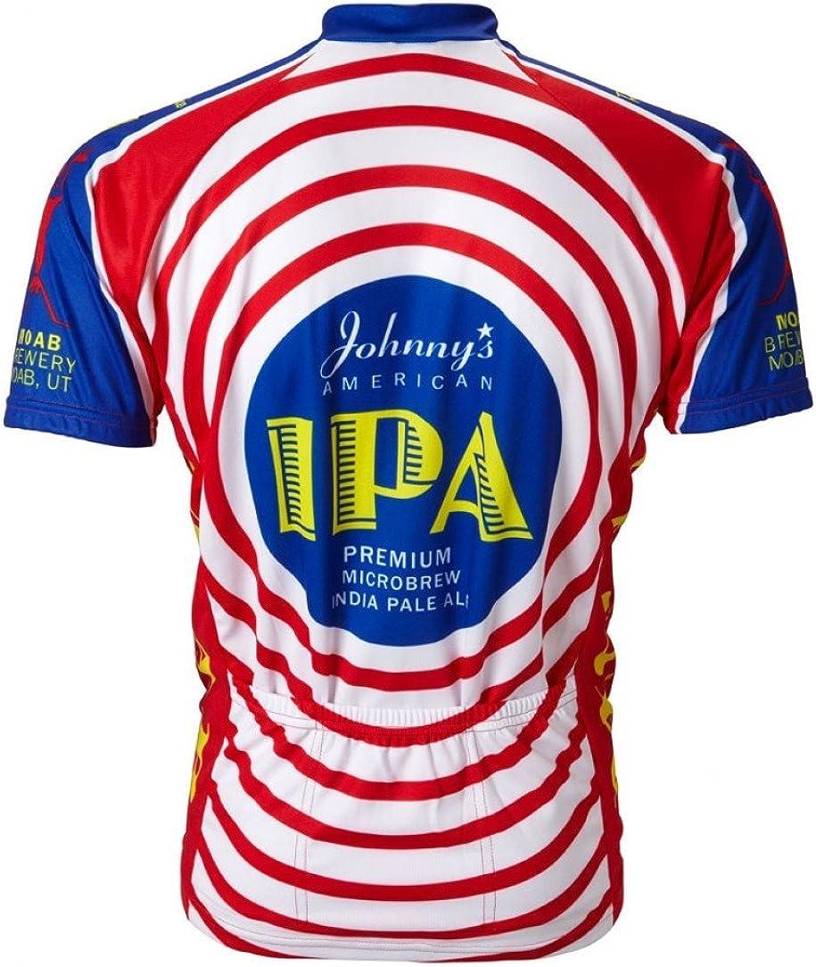 Moab Brewery Johnnys IPA Cycling Jersey