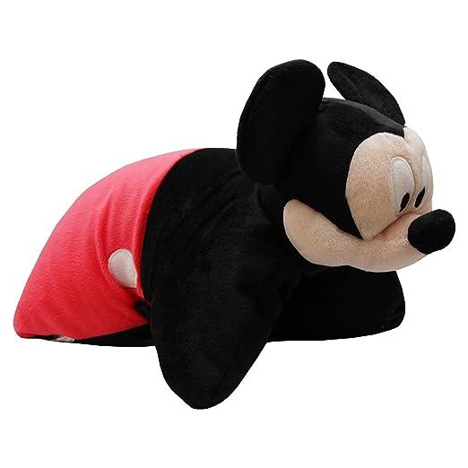 Disney - Almohada 3D de Mickey Mouse con Cara (38x38cm ...