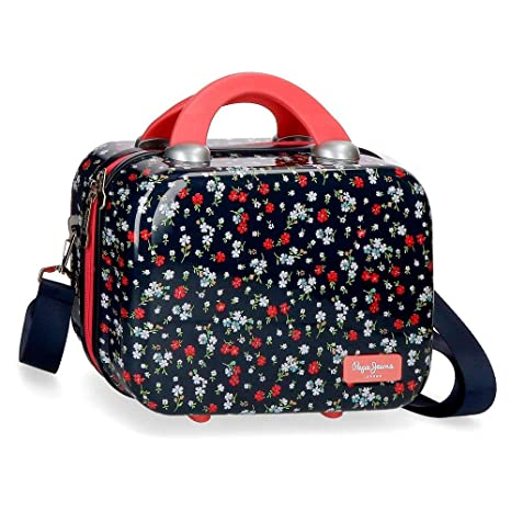 Pepe Jeans Jareth ABS Adaptable Beauty Case