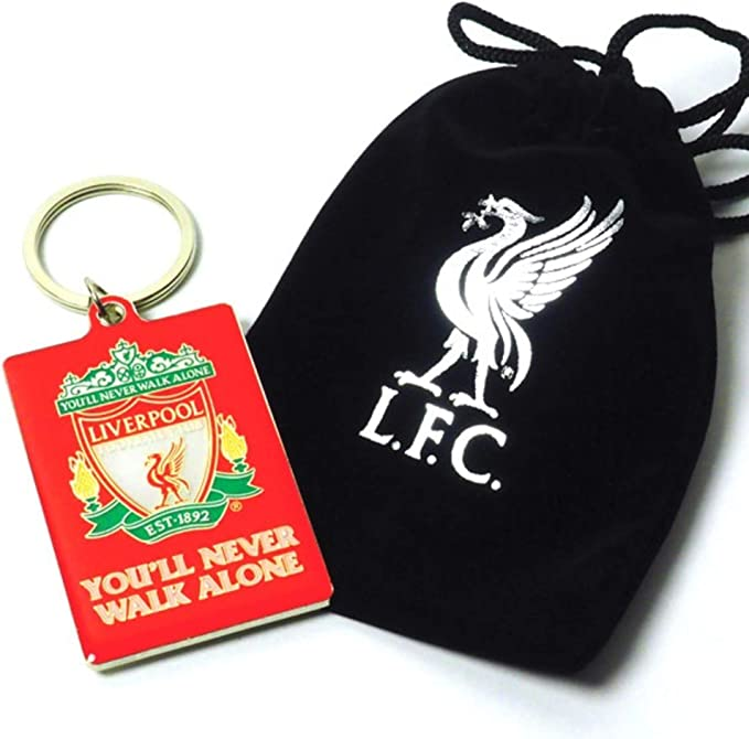 Liverpool F C Deluxe Schlüsselanhänger Bekleidung