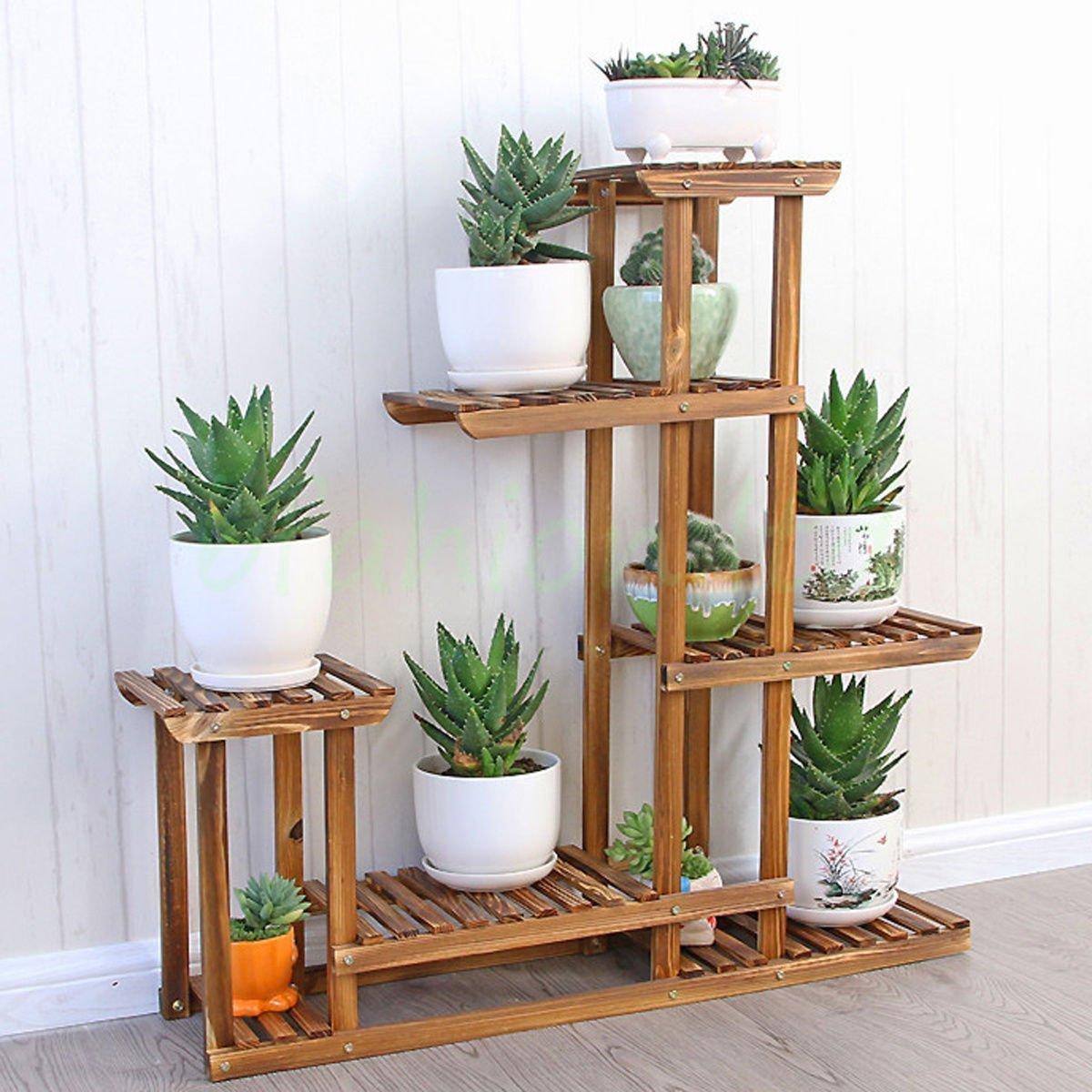 Estanteria Para Plantas Soporte De Plantas Bastidor Para Macetas - Estanteria-para-plantas