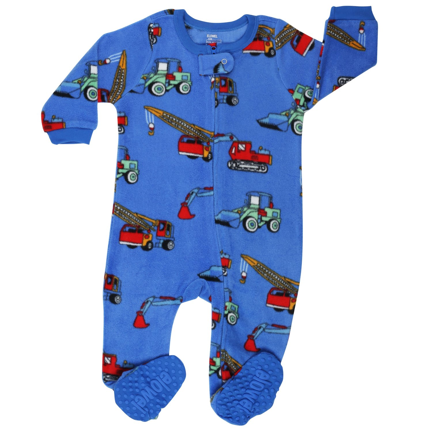 Onseie Nightwear for Baby elowel Boys Pyjama Little Boys Multiple Colours /& Designs Avalibale Footed Pyjama 100/% Polyester Toddler 5y 1 Piece Warm Fleece Sleapwear Sizes: 6m