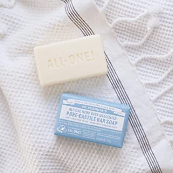 Dr. Bronner's - Pure-Castile Bar Soap