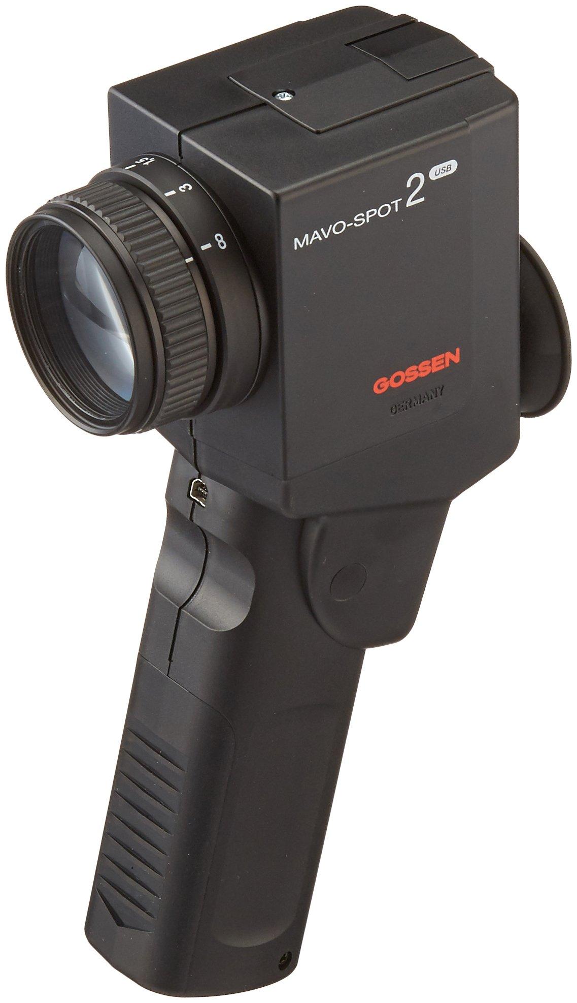 Gossen GO 4200 Mavo-Spot 2 USB 1-Degree Spot Luminance Meter (Black)