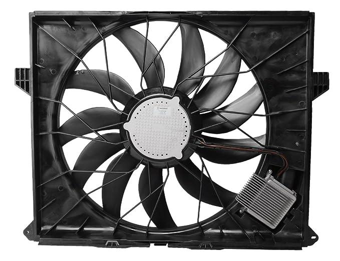 Amazon Com Topaz 1645000093 Radiator Condenser Cooling Fan