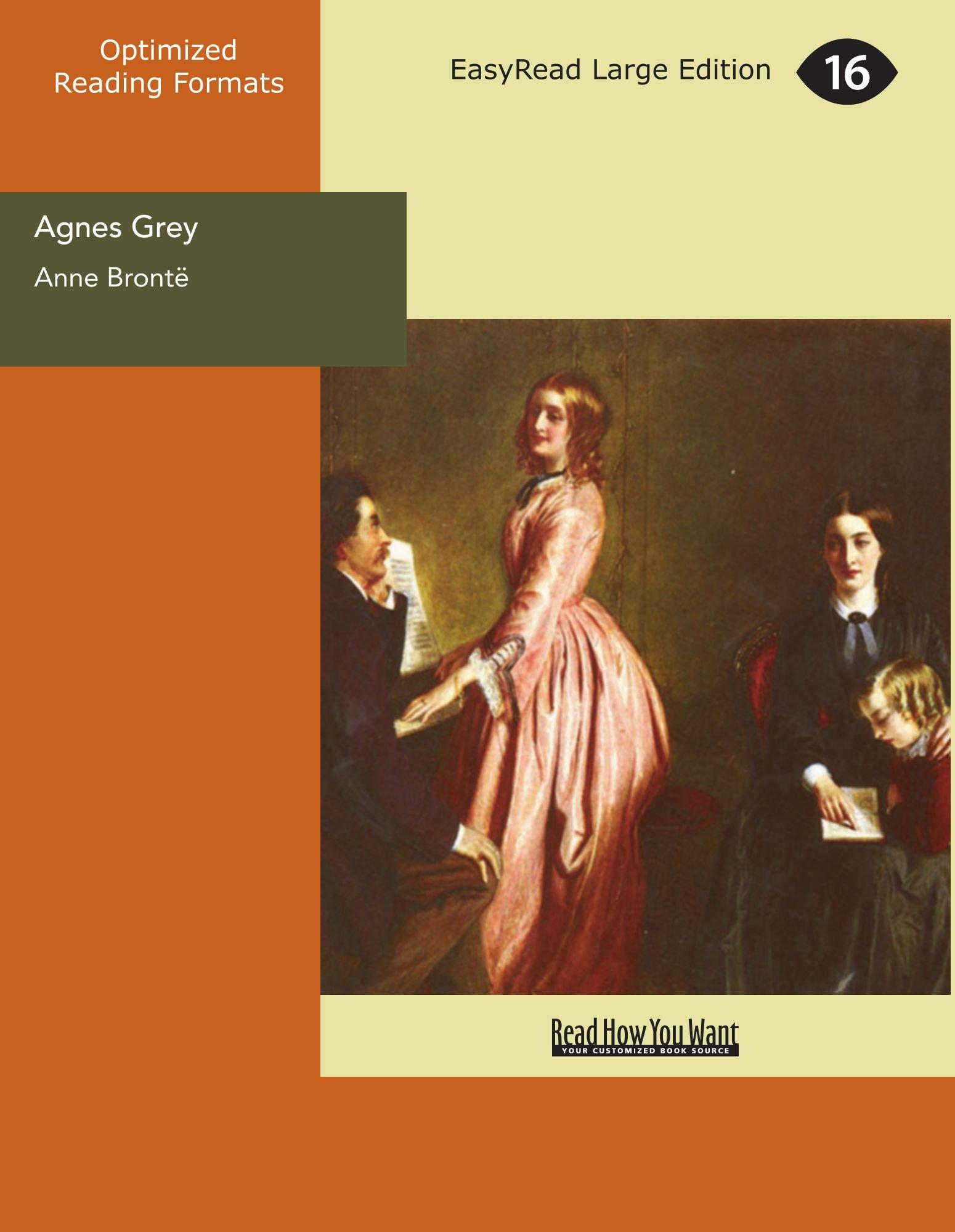 Download Agnes Grey PDF