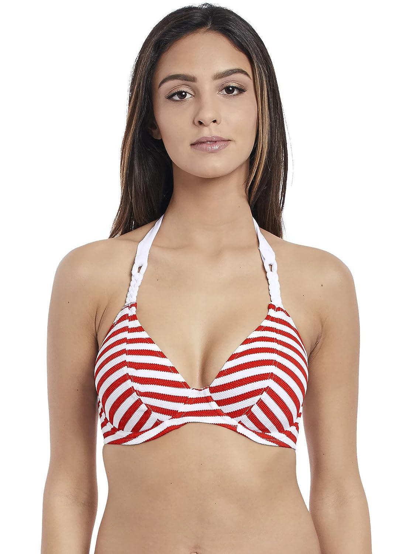Freya - Drift Away - Triangel-Bikini-Oberteil - Red