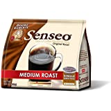 Senseo Coffee Pods, Medium Roast,18 Count (Count of 6)