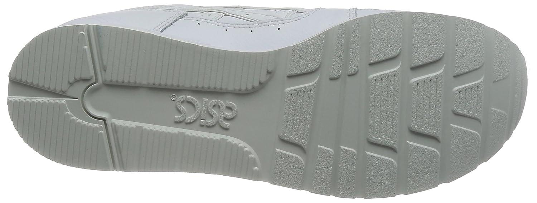 Asics Herren GEL-LYTE Sneaker Mehrfarbig (White/White 0101)