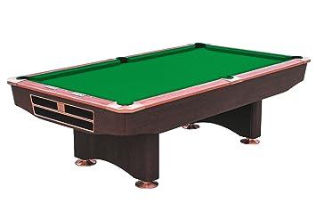 Pool Billardtisch Black Pool 6 ft mit Schieferplatte inkl Zubehör Montage