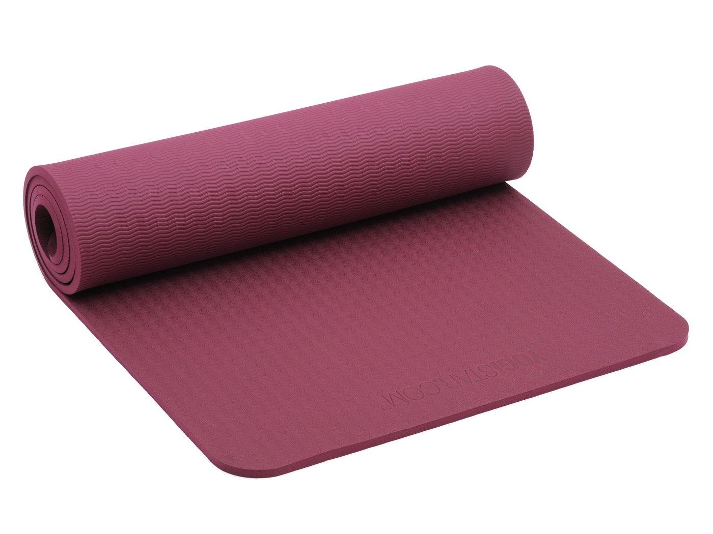 Yogistar Fitnessmatte Gym Fitness-//gymnastikmatte