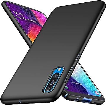 AOBOK Funda Samsung Galaxy A50, Ultra Slim Anti-Rasguño y ...