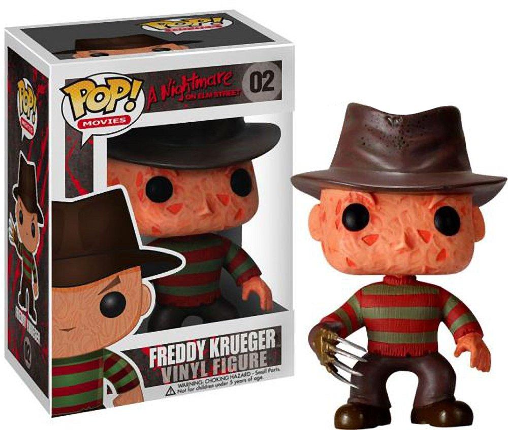Freddy Krueger: Funko POP! Horror Movies x A Nightmare on Elm Street