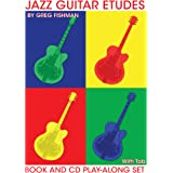 Jazz Guitar Etudes (with Tab)