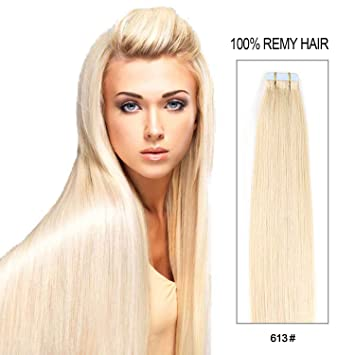 Amazon tape in hair extensions human hair 20 inch 50gpack tape in hair extensions human hair 20 inch 50gpack 20pcs seamless skin weft remy pmusecretfo Image collections