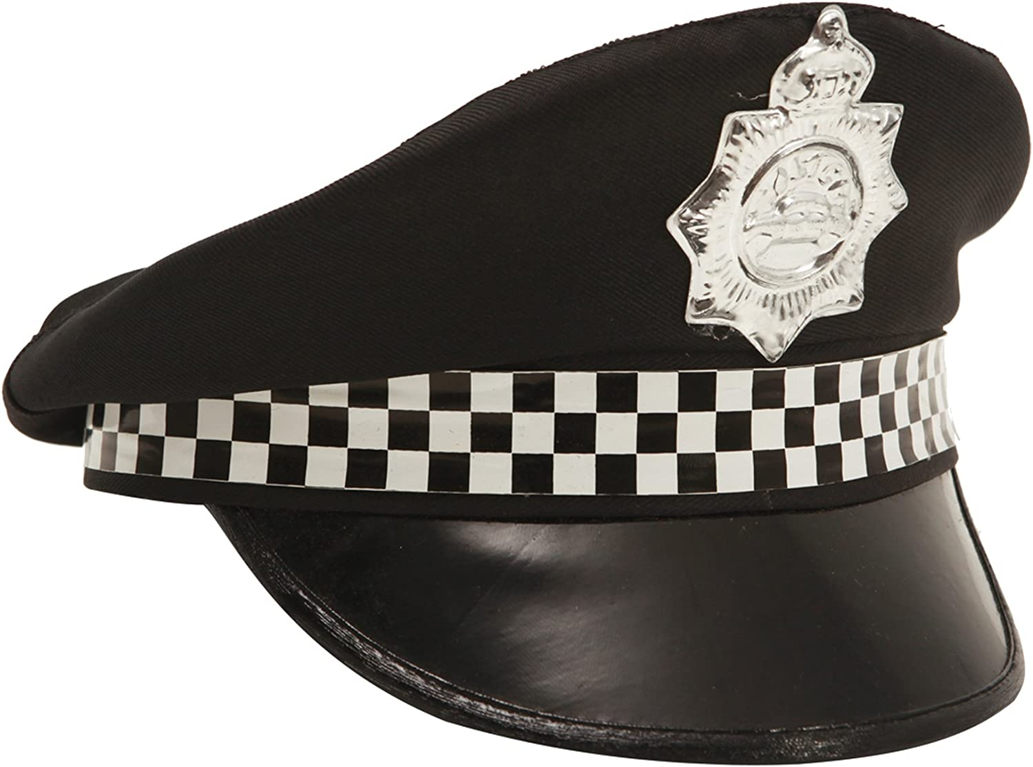 My Other Me - Gorra de Policía Municipal, talla única (Viving Costumes MOM01608): Amazon.es: Juguetes y juegos