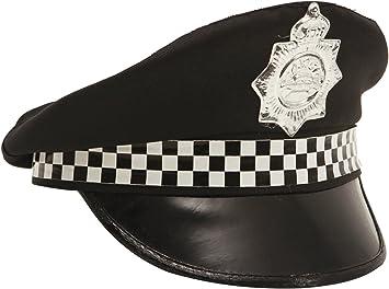My Other Me - Gorra de Policía Municipal, talla única (Viving ...