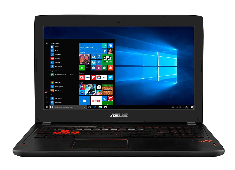 ASUS GL502VS-GZ226T - Ordenador Portátil de 15.6