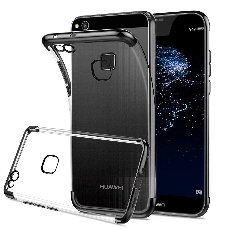 HOOMIL Transparente Silicona Funda para Huawei P10 Lite ...