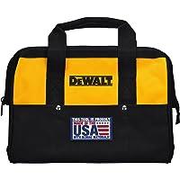 "Dewalt 13"" Medium Heavy Duty Contractor Tool Bag (13"" x 9"" x 9"") (1-Pack) (N037466)"