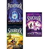Todhunter moon adventure collection 3 books set by angie sage