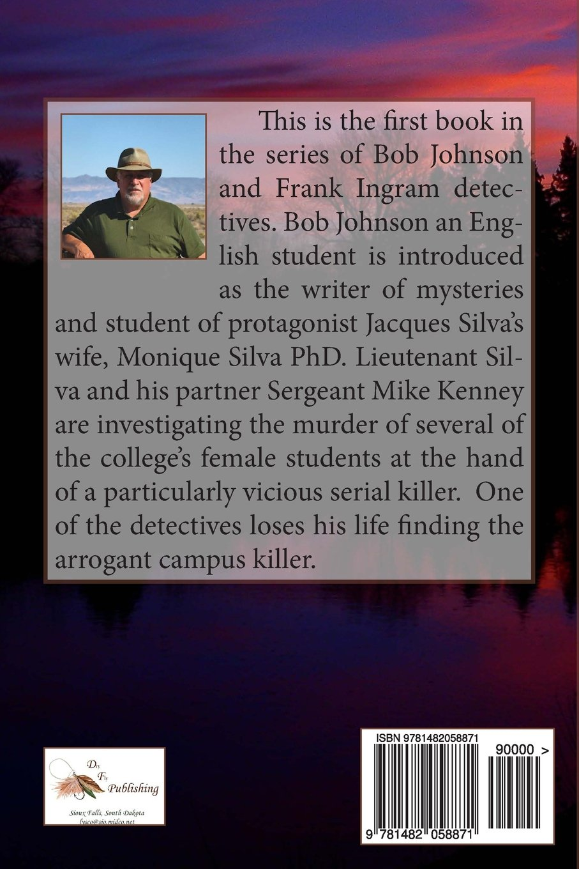 River of Tears (A Johnson-Ingram Detective Novel Book 1)