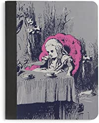 Out of Print Literary and Book-Themed Blank Composition Notebook for Book Lovers, Readers, and Bibliophiles