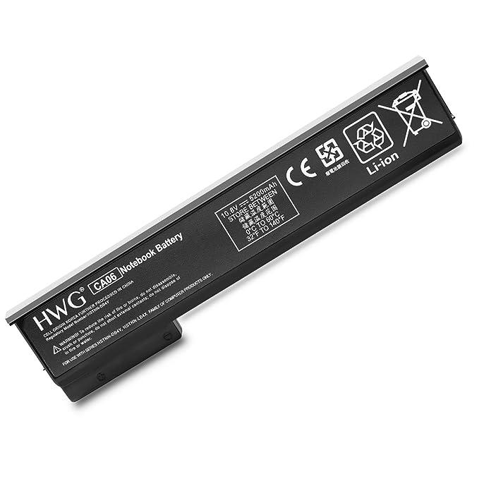 Amazon.com: HWG CA06 CA06 X L batería para HP ProBook 640 ...