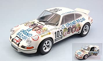 Solido Sl1801106 Porsche 911 Rsr Le Grand Bazar Tour De France Auto