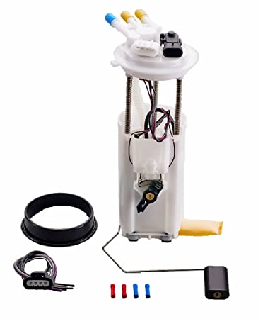Fuel Pump for 1998-2005 Chevy S10 Blazer GMC S15 Jimmy 4 door Oldsmobile  Bravada 4 3L Compatible with E3992M MU1733 MU85