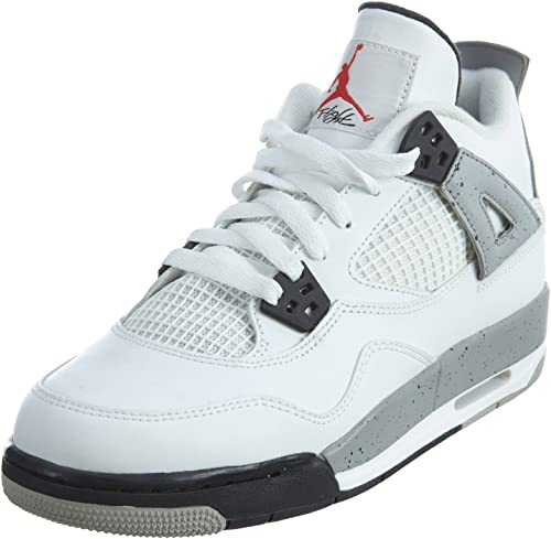 air jordan retro 4 blancos