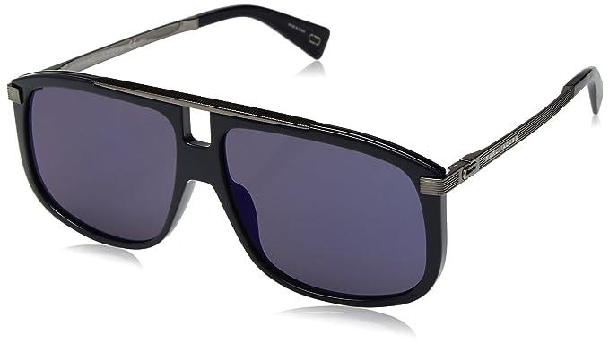 MARC JACOBS Marc Jacobs Herren Sonnenbrille » MARC 243/S«, blau, PJP/XT - blau/blau