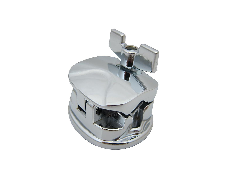 Goedrum Drum Mount Bracket Floor Tom Leg Bracket with Screws for Metal /Steel Drum Shell Goe-9569