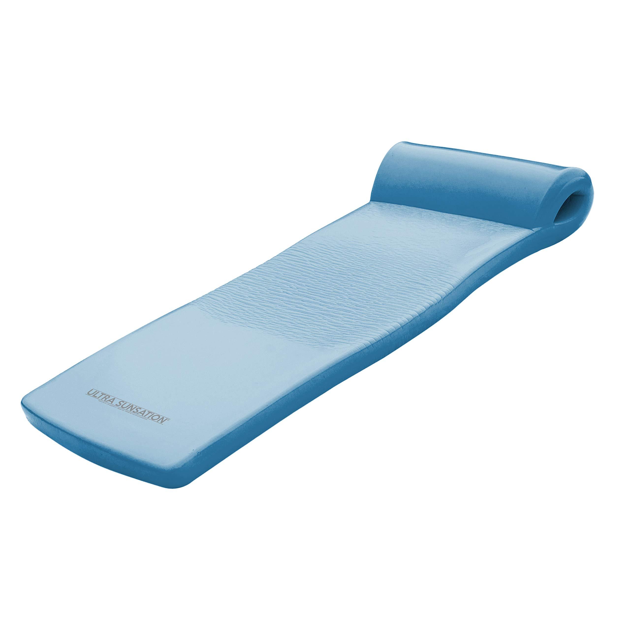 TRC Recreation Ultra Sunsation Pool Float, Metallic Blue