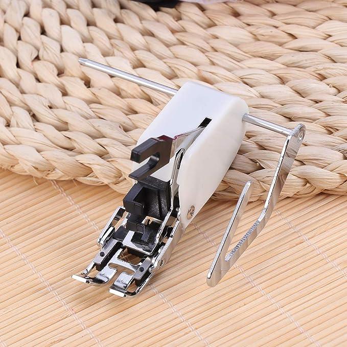 Prensatela de doble arrastre para maquinas de coser Singer, brother, Alfa, etc...: Amazon.es: Electrónica