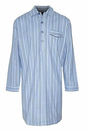 0360656d548f Mens Champion Quality Nightshirt Night Shirt Brushed Cotton: Amazon.co.uk:  Clothing
