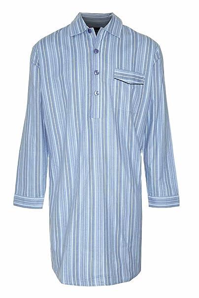 96c96cfa9 Mens Champion Quality Nightshirt Night Shirt Brushed Cotton  Amazon.co.uk   Clothing
