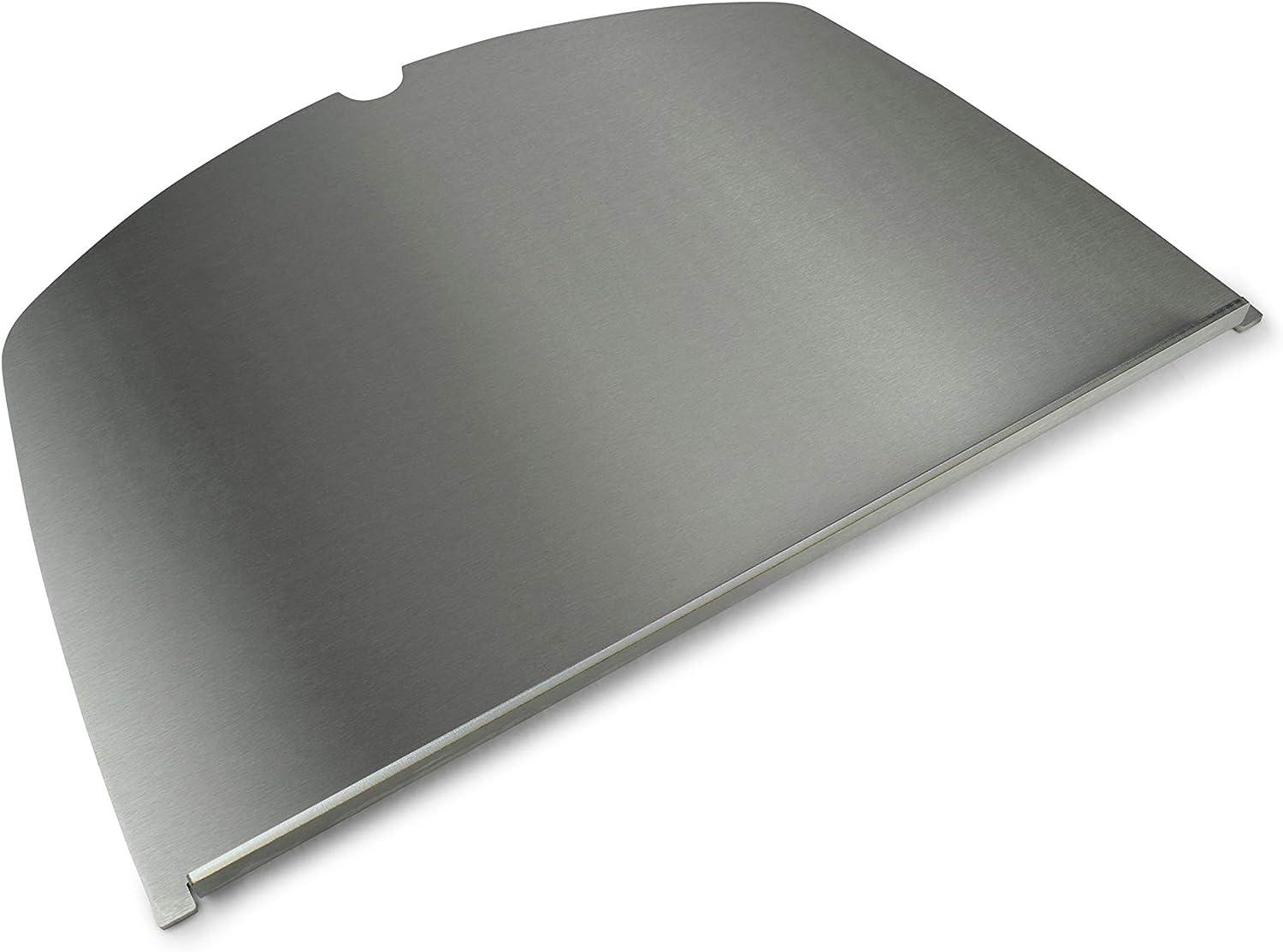 Gr/ö/ße:Q100//Q200 Pinces dadaptation Grilles et plaques de Grillage en Acier Inoxydable appropri/ées S/érie Weber Q100 Q200 Q200 Q300