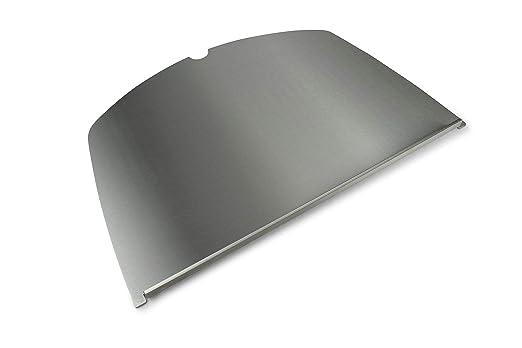 Placa de rejilla de acero inoxidable/plancha adecuada para ...
