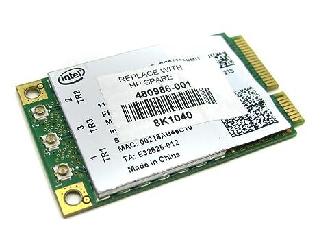 Amazon.com: Hp Elitebook 8530w 8530p Wifi Wireless Card ...