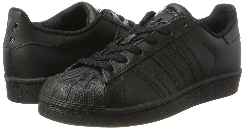Adidas Superstar J Foundation Foundation Foundation B25724, scarpe da ginnastica Unisex – Adulto 6f0eb7