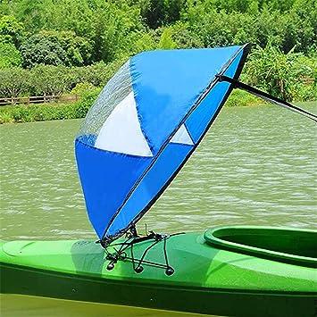 Ueasy Tandem - Kit de toldo para Kayak Transparente para Barcos ...