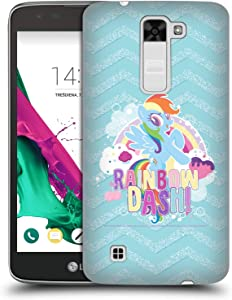 Head Case Designs Officially Licensed by My Little Pony Rainbow Dash Sugar Crush Hard Back Case Compatible with LG K7 K330 / Tribute 5