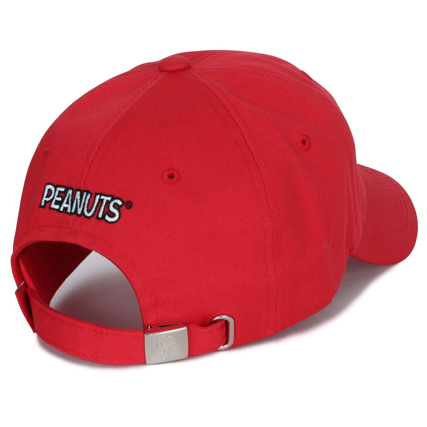630683a24f4 Peanuts Cotton Solid Color Cute Snoopy Embroidery Curved Casual Hat  Baseball Cap (ballcap-1330-6)  Amazon.co.uk  Clothing