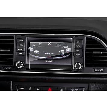 lfotpp – Protector de pantalla para Seat Leon ST SC 5 F 2015 – 2017 Sistema