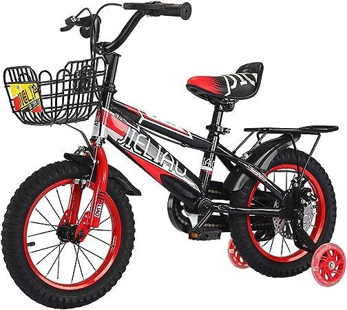 SXZHSM-Bicicletas para niños Bicicleta para niños Pedal Infantil ...