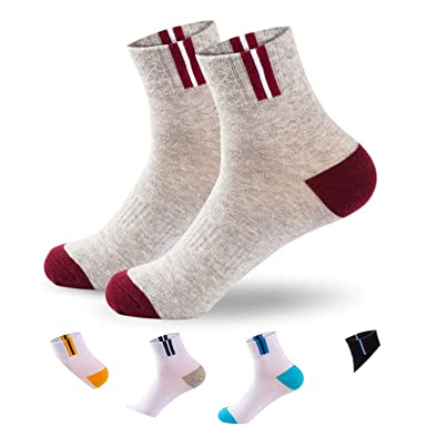 Basic Cotton Mens Socks Hollow Breathable Socks Long Sock For Men Calcetines So